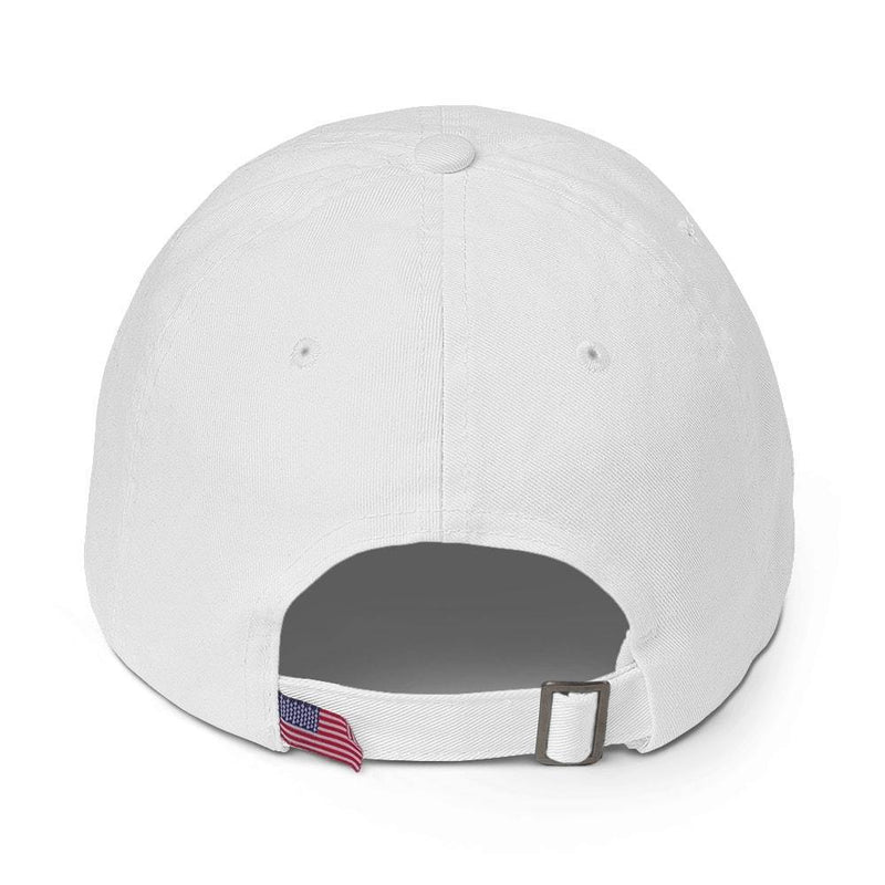 lincoln-dad-hat-white