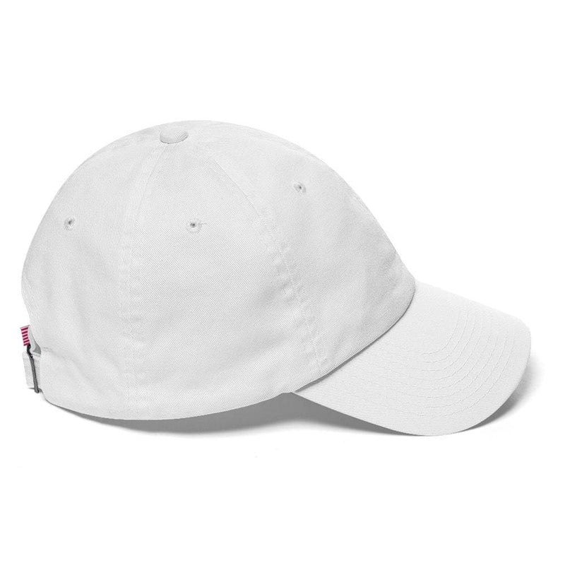 north-beach-dad-hat-White