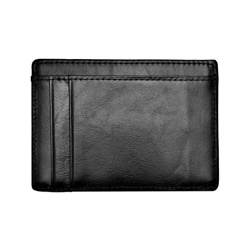 Minimal Wallet: Premium 7 Slot Leather Cardholder