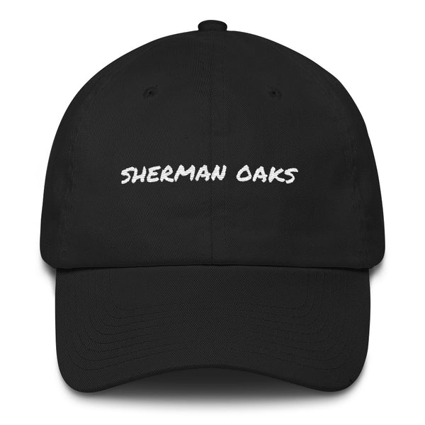 sherman-oaks-dad-hat-black