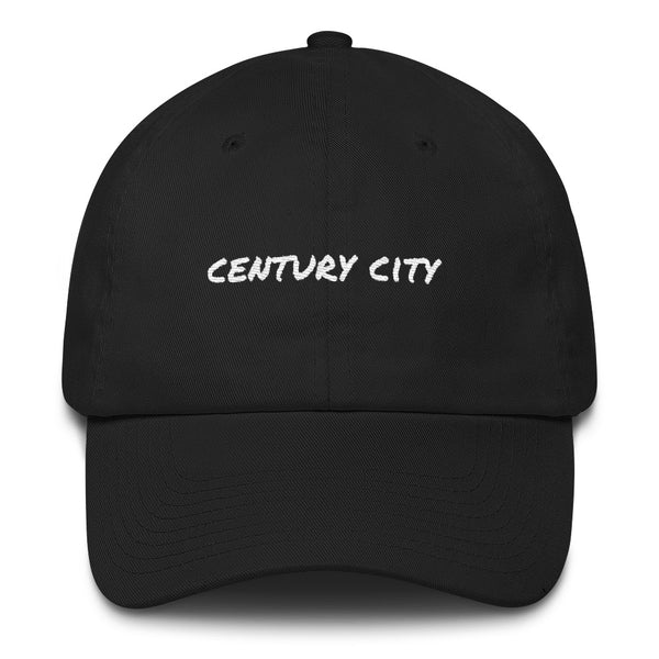 century-city-dad-hat-black