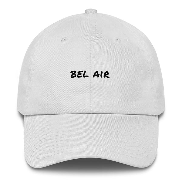 bel-air-dad-hat-white