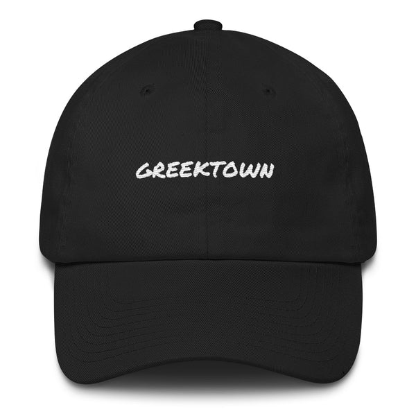 greektown-dad-hat-black