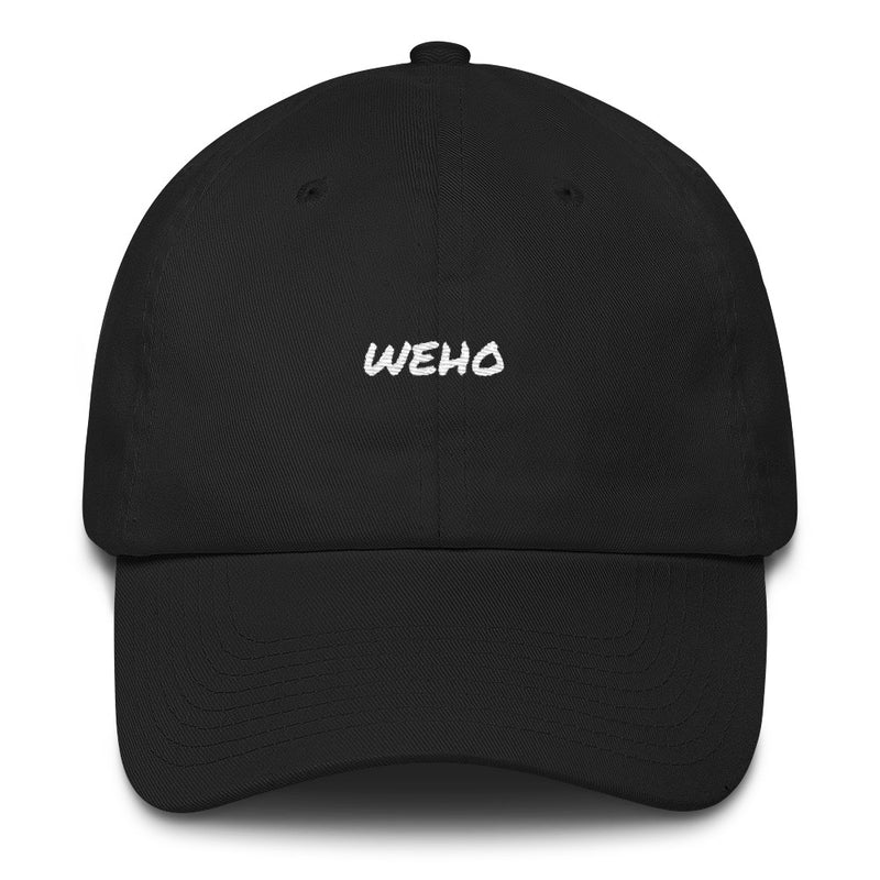 weho-dad-hat-black