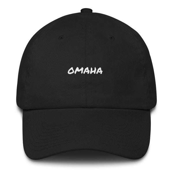 omaha-dad-hat-black