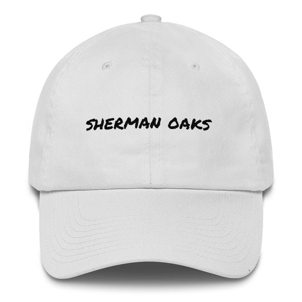 sherman-oaks-dad-hat-white