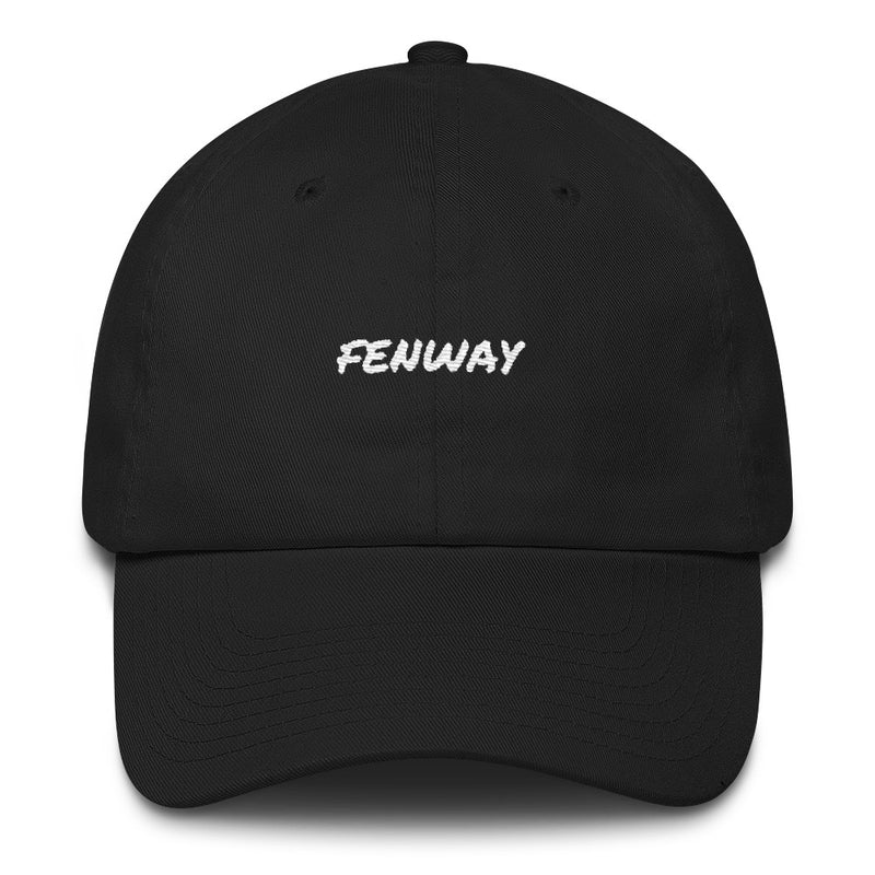 fenway-kenmore-dad-hat-black