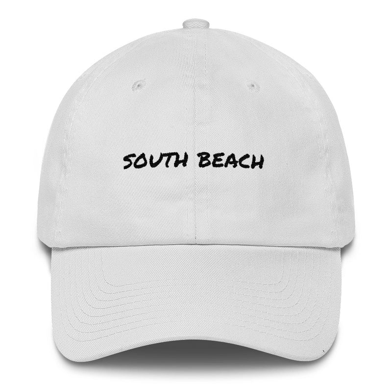south-beach-dad-hat-white
