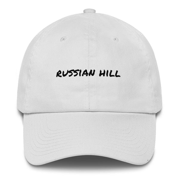 russian-hill-dad-hat-White