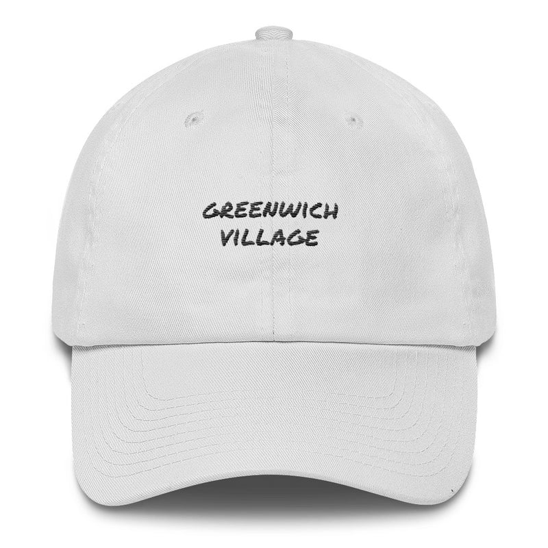 Greenwich Village Dad Hat