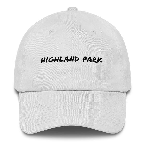 highland-park-dad-hat-white