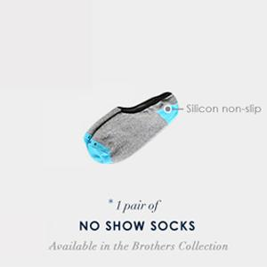 No Show Sock 10-Pack