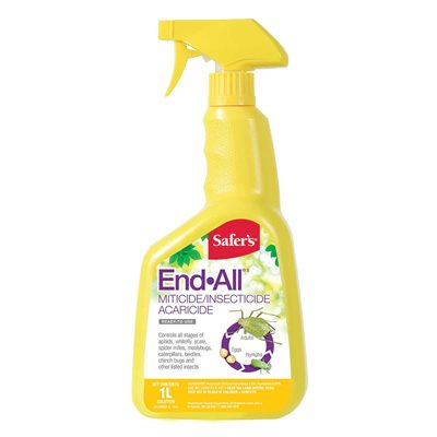 Safer's End All RTU Spray 1L