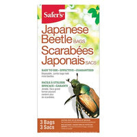 Safer's Japanese Beetle 3 Refill Bags