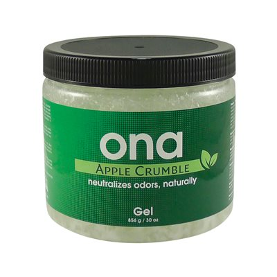 Ona Gel Apple Crumble Odor Neutralizer - 1L