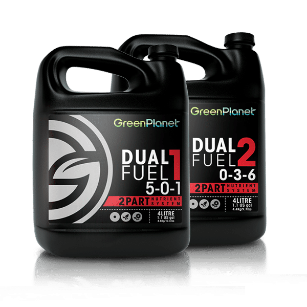 Green Planet Dual Fuel Part 2 - 1L