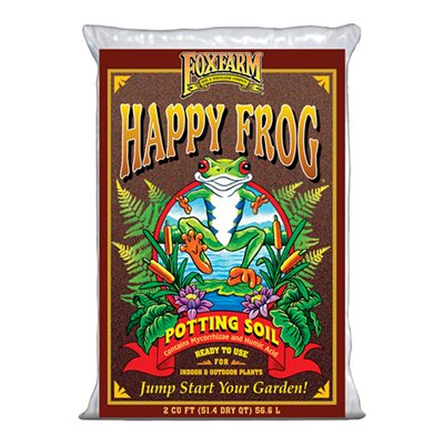 Foxfarm Happy Frog Potting Soil 56.6L