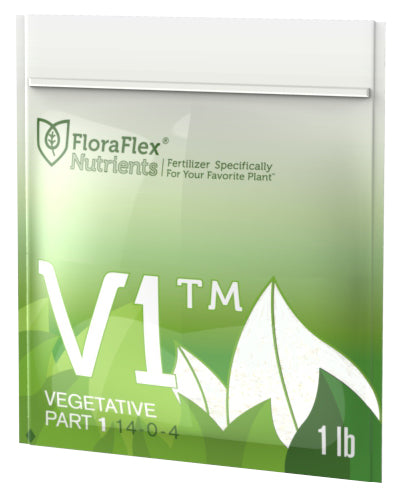 FloraFlex Nutrients Vegetative V1 - 1lb / 5lb