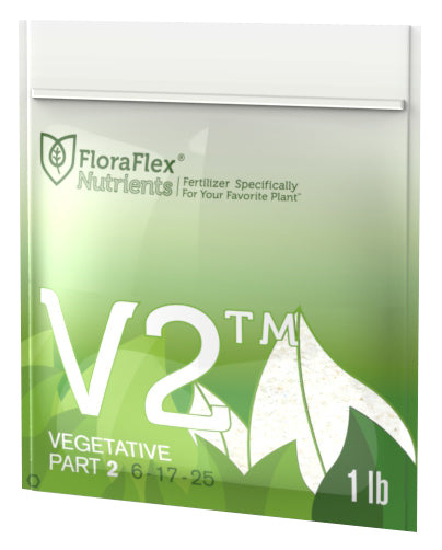 FloraFlex Nutrients Vegetative V2 - 1lb / 5lb