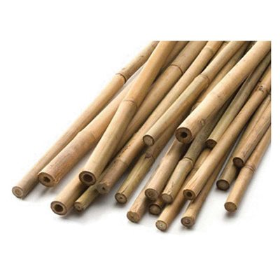 Garden Star Bamboo Plant Stakes 3ft 25/pk