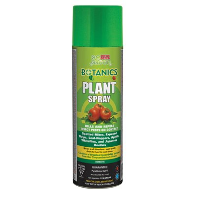 Doktor Doom Go Green Botanics Plant Spray 500g