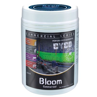 Cyco Commercial Series Bloom 750g