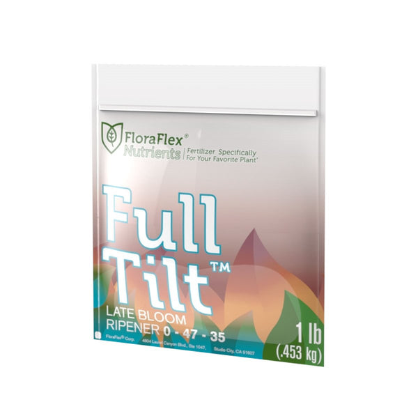 FloraFlex Nutrients Full Tilt - 1lb / 5lb