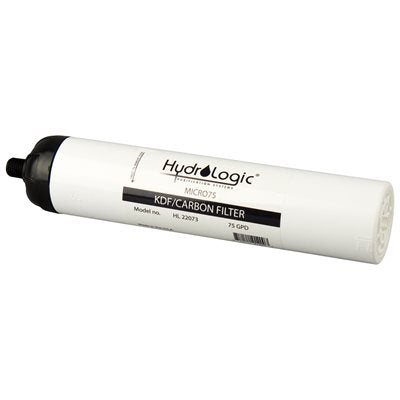 Hydrologic micRO 75GPD KDF/Carbon Pre-Filter Replacement
