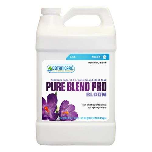 Botanicare Pure Blend Pro Bloom - 1 Quart