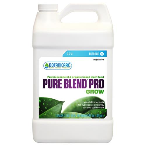 Botanicare Pure Blend Pro Grow - 1 Quart