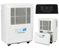 Ideal-Air Dehumidifier 22-30 Pint