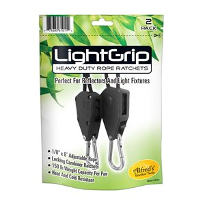 Lightgrip Rope Ratchet (2pk)