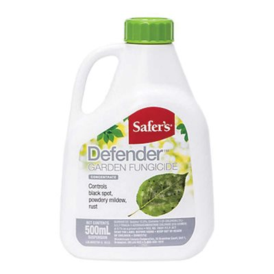 Safer's Defender Fungicide Concentrate 500ml