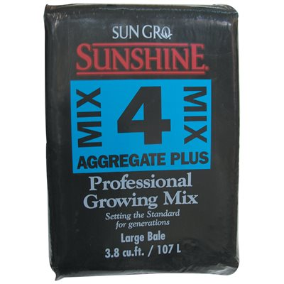 Sunshine Mix #4 - 107L 3.8 cu.ft.