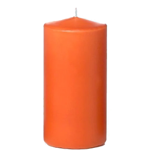 Colorful Pillar Candles