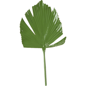 Dwell Chic-Aluminum Green Leaf Palm Decor-Accessories