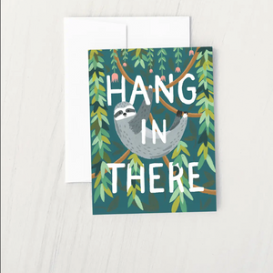 Dwell Chic-Hang In There Card-Accessories