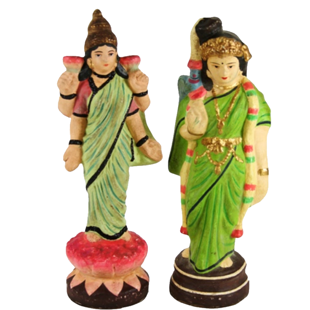 Dwell Chic-Indian Royalty Figurine Set-Ornament