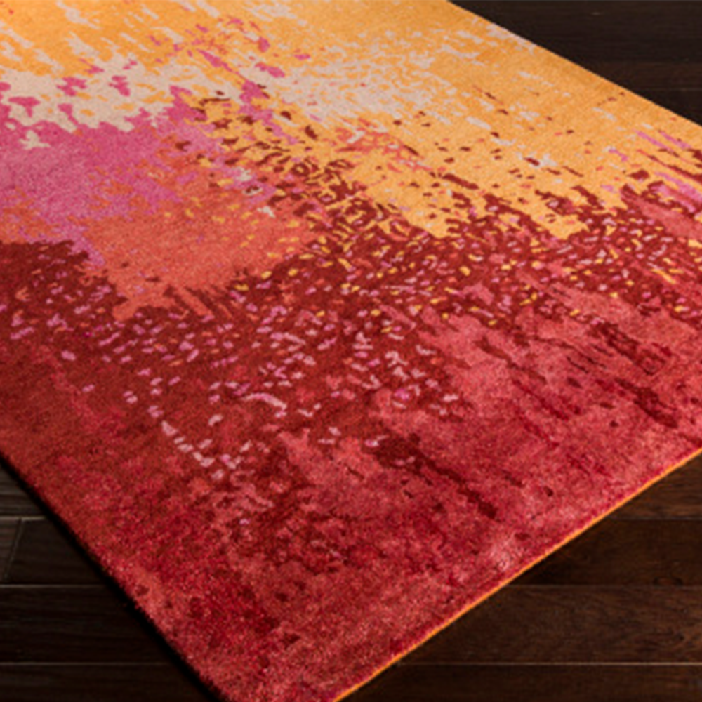 Dwell Chic-Sunset Patterned Rug-Rug