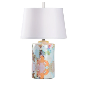 Watercolor Table Lamp