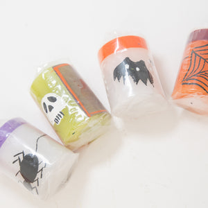Dwell Chic-Boo! Scared You Halloween Votive Candles Set of 6-Candle