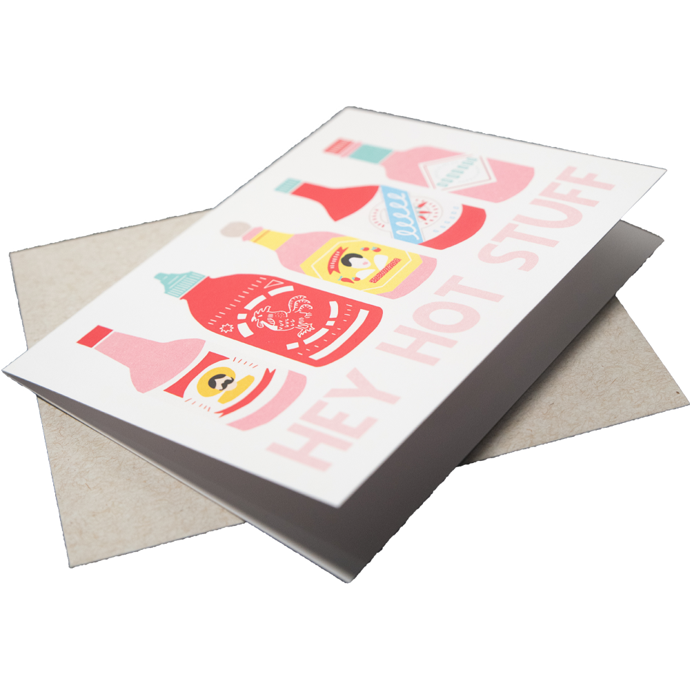 Dwell Chic-Spicy Love and Romance Card-Accessories