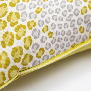 Bright and Wild Animal Print Pillow