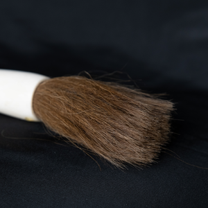 Orange Medium Calligraphy Brush