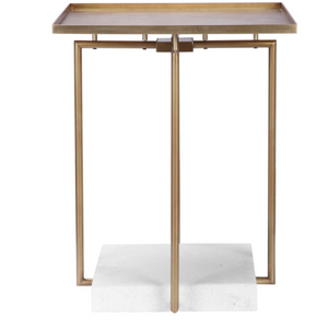 Square Deal Side Table