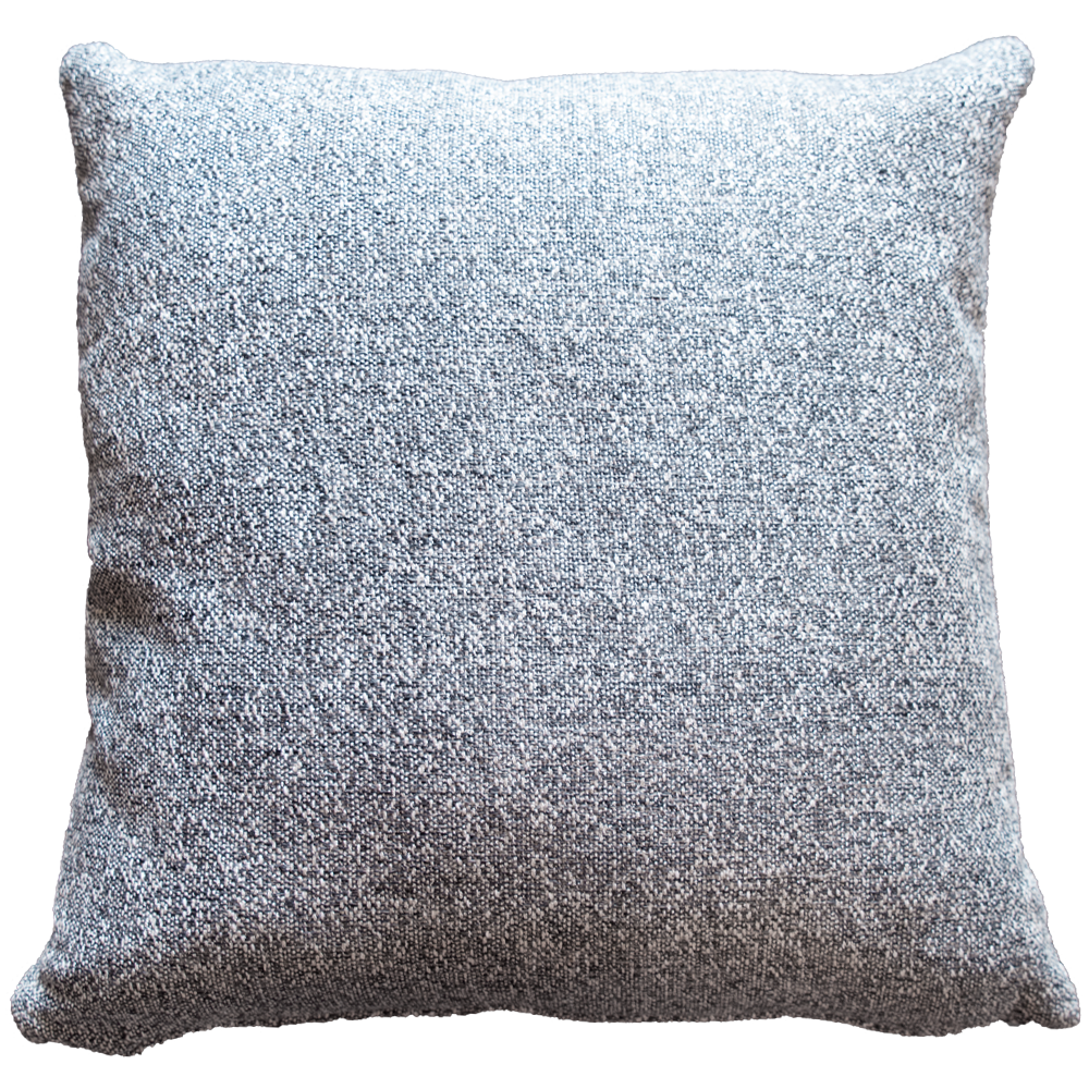 Speckled Black and White Pillow-Pillow-Dwell Chic