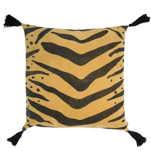 Dwell Chic-Tiger Print Throw Pillow-Pillow