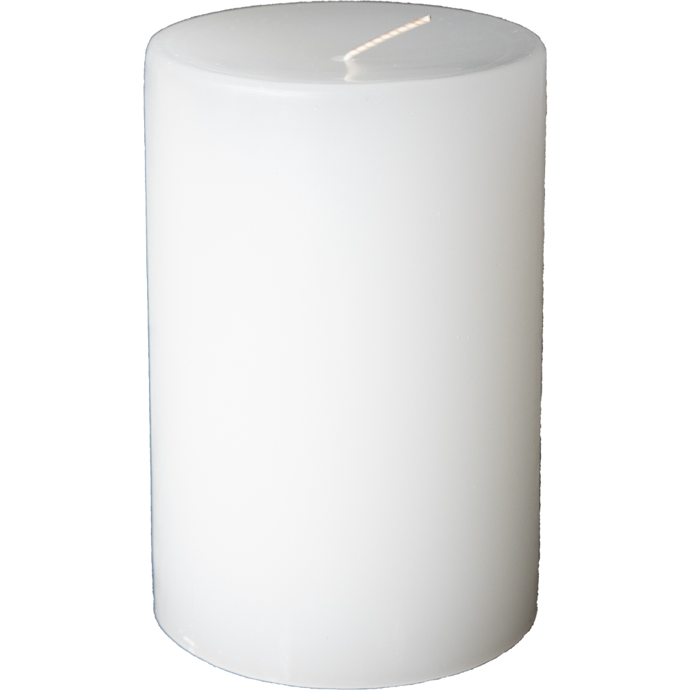 "4"" x 6"" Unscented Column Pillar"