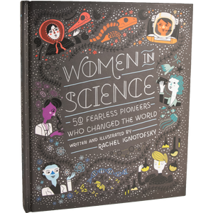 Dwell Chic-Women in Science-Book
