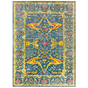 Bright Antique Inspired Rug